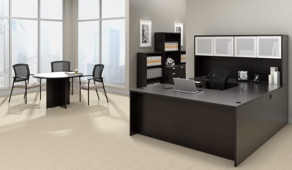 Common Sense Office Furniture carries the largest variety of desks and casegoods in Central Florida.