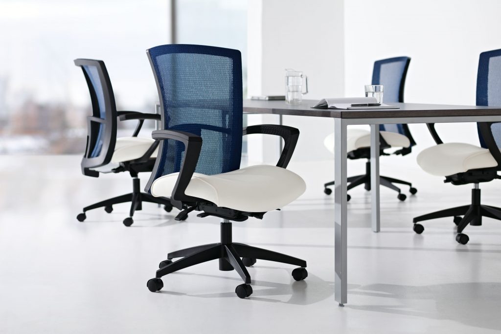 Common Sense of Central Florida has the best rent-to-own furniture program with a wide variety of conference table and task chair options.